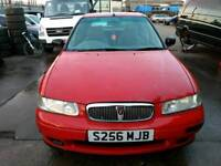 Rover 400 with 1 year MOT For Sale