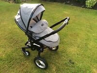 Special edition silver cross surf 3in1 pram