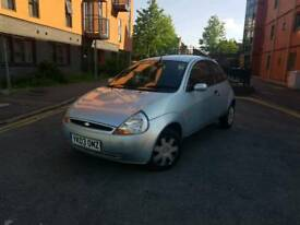EXCELLENT RUNNER - FORD KA - 1.3 - 1 YEAR MOTH - SERVICED