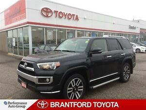 2014 Toyota 4Runner Limited, Off Lease, Black on Black Leather,
