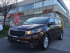 2016 Kia Sedona LX+ / POWER DOORS / REVERSE CAMERA
