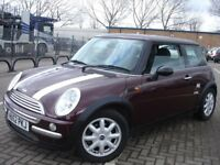 !!! MINI COOPER 1.6 52 PLATE 3 DOOR HATCHBACK !!!