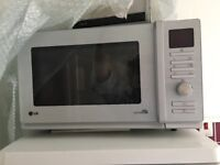 Combined microwave and oven LG Wavedom 1350W + 1250W