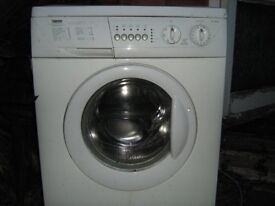 Zanussi Aquacycle 1500 Washing Machine (not working) offered for spares or repairs