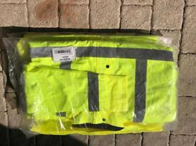 Hi vis jacket (baratec)