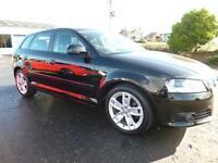 Audi A3 TDI SPORT (black) 2010-03-08