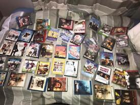 Job load of dvds