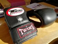 Twins Special Muay Thai/Boxing bag gloves, 8oz.