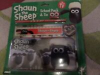 Shaun the Sheep Kids Stationary Set