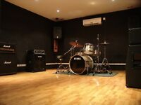 Rehearsal Rooms in Brighton and Hove From £7.50ph