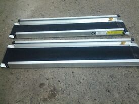 For Sale Mobility Scooter or Wheelchair Ramps
