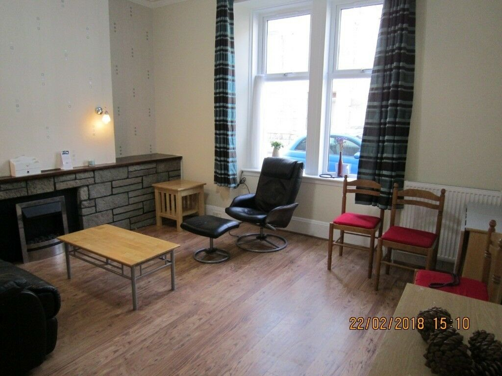 Spacious One Bedroom Flat in Heart of Aberdeen