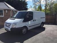 2010-60-Reg ford transit T260 trend model 85ps 2.2TD 1owner low miles FREE UK DELIVERY