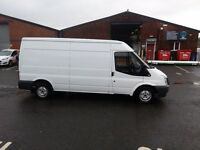 FORD TRANSIT LWB LONG M.O.T £2550 NO V.A.T!!