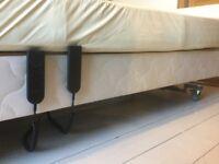 Autovariable Adjustamatic bed