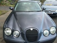 Jaguar S-XS Turbo Diesel Auto (Private Plate)