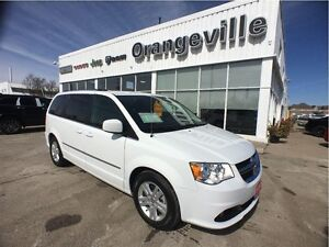 2016 Dodge Grand Caravan CREW, HEATED LEATHER, POWER DO