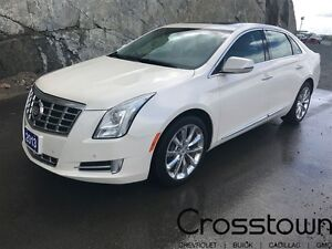 2013 Cadillac XTS LUXURY/SUNROOF/VENTED SEATS/AWD/V6