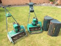 Qualcast Suffolk Punch 43S Lawnmowers