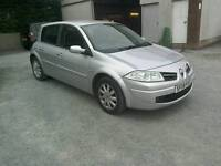 08 Renault Megane 1.6 5 door only 61000 Mls service history nice car ( can be viewed anytime)