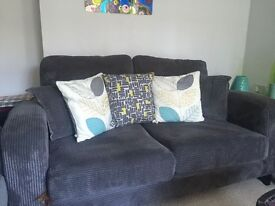 2 seaters DFS sofa like new