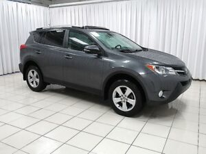 2015 Toyota RAV4 EXTRA WARRANTY UNTIL 2020!! XLE AWD TRIM PACKAG