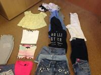 Girls mixed bundle age 13