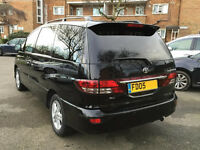 Toyota Previa D4D 2.0 Diesel T Spirit 7 Seater With Genuine 88,500 Miles & Full Service History