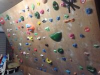Home Climbing Wall, training Boulder wall