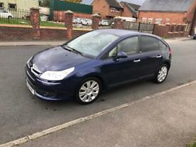 Citroen c4 2.0 diesel Waranty available