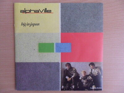 "Alphaville - Big In Japan  (7"" Vinyl)"