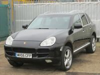 2005 (05 reg), Porsche Cayenne 4.5 S Tiptronic S AWD 5dr