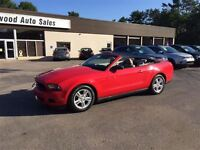 2010 Ford Mustang V6 CONVERTIBLE ONLY 53516KM!