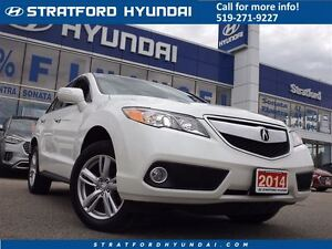 2014 Acura RDX | Technology Package | IMMACULATE | NAVI |