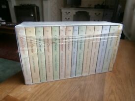 Set of Inspector Morse books