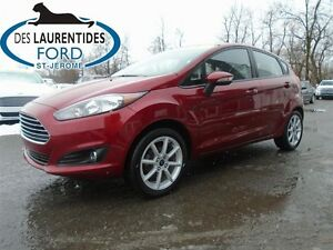 2014 Ford Fiesta SE Sport Mags/My Ford Touch