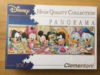Disney Babies Panorama Puzzle (1000-Piece) - Clementoni