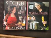 Nigella Lawson cookbooks