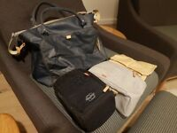 PacaPod Mirano Navy Changing Bag (in very good condition)