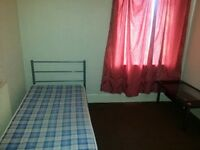 Single Bed Room available including all bills in a nice house near City Center and Cardiff Bay.