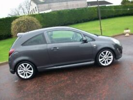 2012 VAUXHALL CORSA 1.4 SRI 3 DOOR *LOVELY CAR!!!