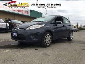 2013 Ford Fiesta $75.74 BI WEEKLY! $0 DOWN! HATCHBACK! AUTOMATIC