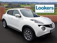Nissan Juke TEKNA DCI (white) 2015-10-13