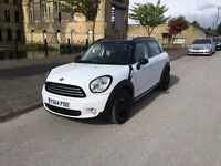 MINI COOPER COUNTRYMAN 1.6 D ALL4 64 PLATE