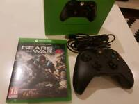 XBOX ONE Controller + GAME Gears of war 4
