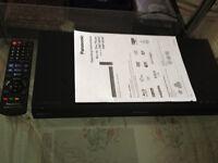 Panasonic DMP-BD65 Blu-ray Disc Player With Remote
