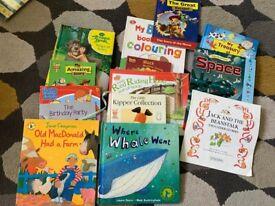 Kids books up to 7 years
