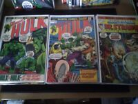 Bargain High grade Silver and Bronze Age Marvels and DC's for sale!