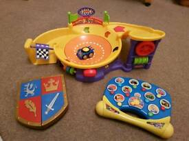 Selection of Boy Toddler Toys