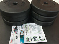 Various Dumbell Sets and Weight Plates Commercial Use